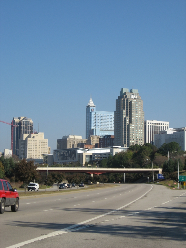 Raleigh Downtown