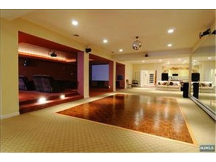 Cresskill NJ House for Sale Theatre