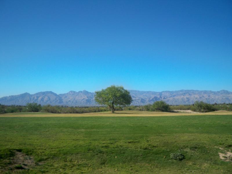 Tucson Golf, Fred Enke Short game range, Arizona