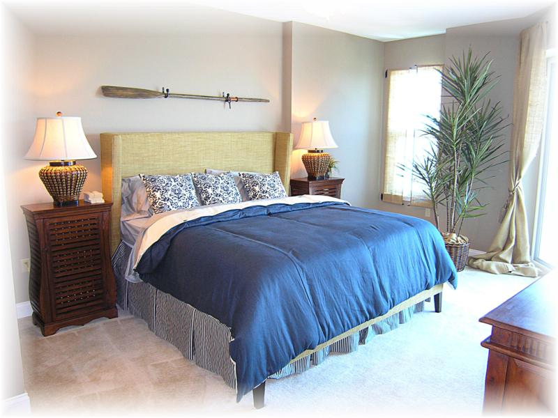 professionally decorated models in Halifax Landing Condominiums in South Daytona FL