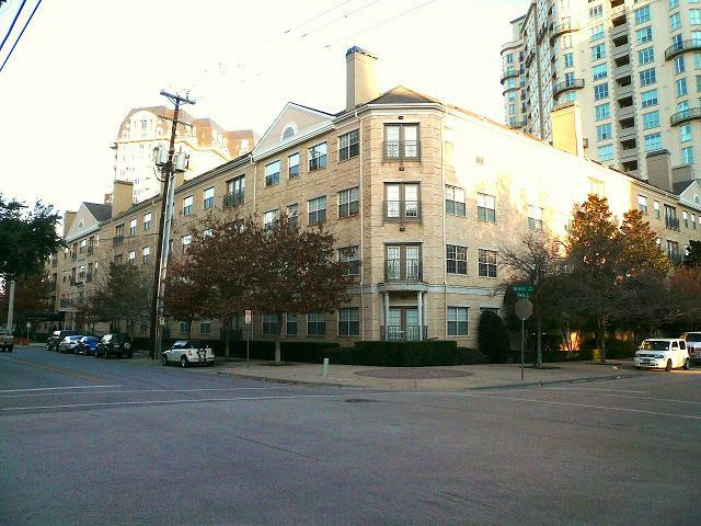 Dallas Highrises: The Wyndemere