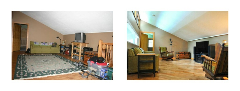 New Hampshire Home Staging Tip Make Furniture Placeme