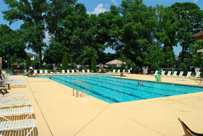 Ardrey community pool
