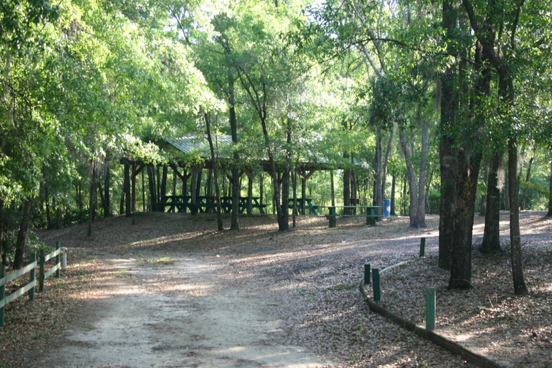 Daniels Lake Park Site In Washington County Florida