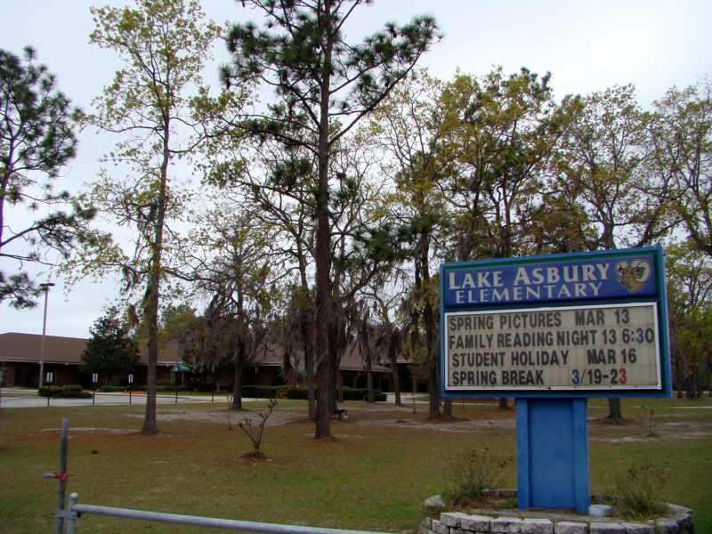 Lake Asbury Elementary Green Cove Springs, Fl
