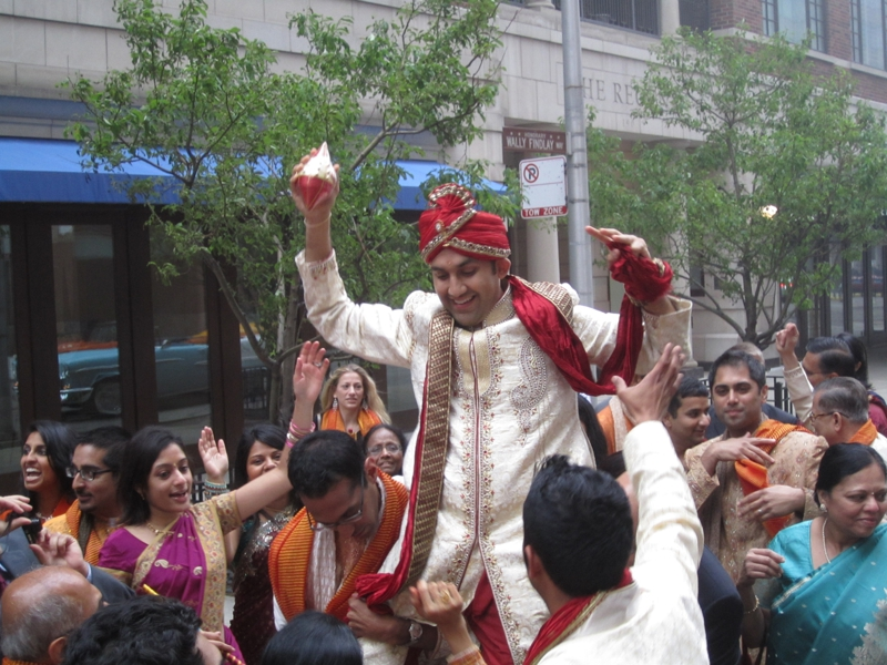 Indian Wedding at Drake Hotel in Chicago, IL