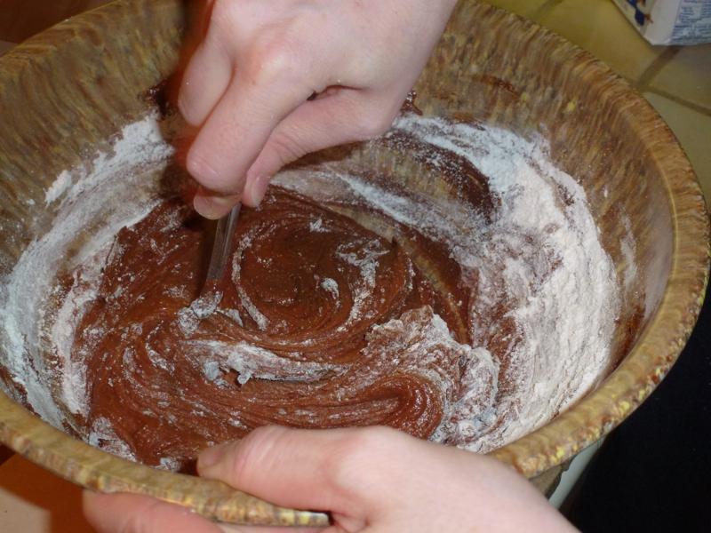 The Rome Chocolate Cake