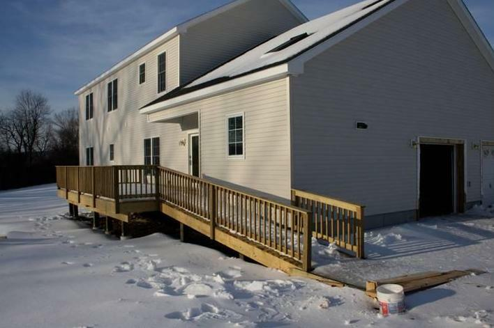 Modular home handicap accessible modular home floor plans for Handicap accessible modular homes