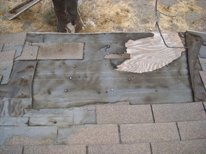 You Might Have A Roof Leak If A Home Inspection Blog