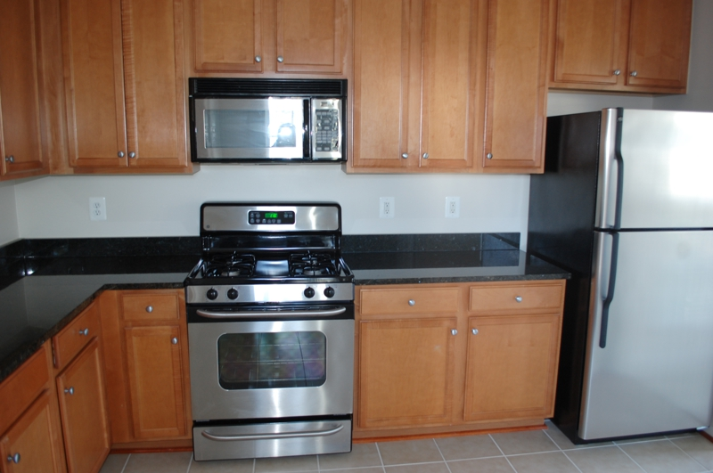 Beau ... North Point Villas Reston North Point 2 Bedroom Kitchen ...