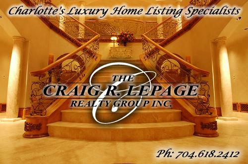 Charlotte's Luxury Home Listing Specialists