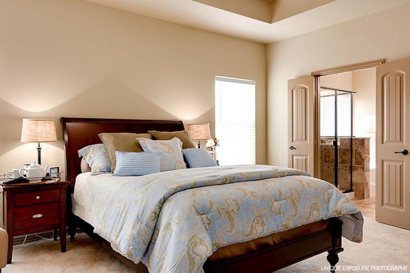 Bedroom - After Staging