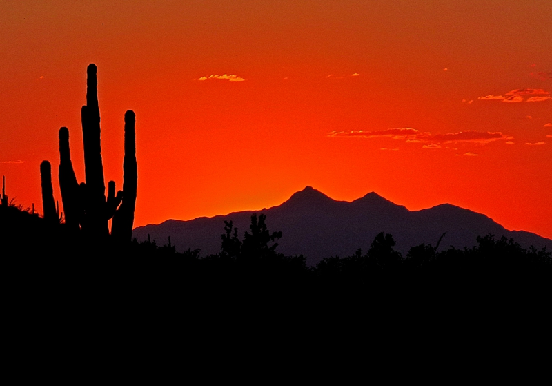 Arizona Sunset: Mike Jones, Tucson Loan Officer