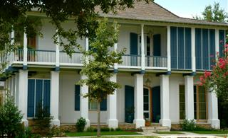 New Orleans style home in River Ranch
