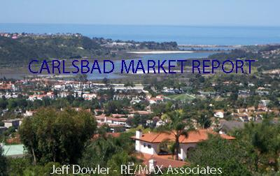 Carlsbad real estate market report for February 2009