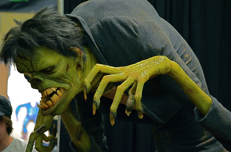 Things to do in LA: Visit Son of MONSTERPALOOZA!