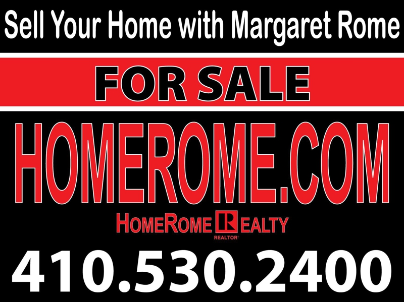 Sell Your Home With Margaret Rome