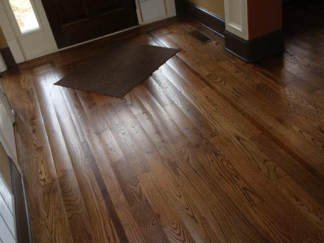 My floors must be a queen for a day they 39 re crowned for Hardwood floors queen christina
