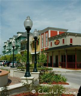 Retail stores in River Ranch, Lafayette, LA