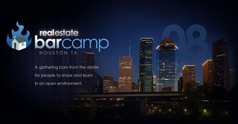 realestate barcamp Houston
