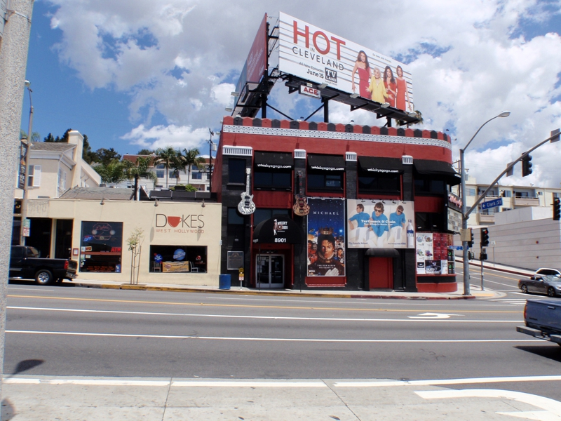 whisky A- GoGo  West Hollywood,CA