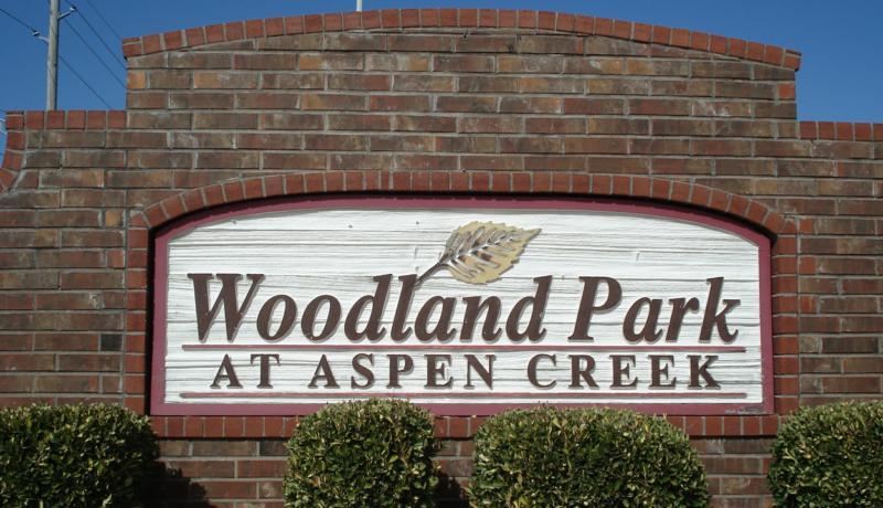 Homes In Broken Arrow Woodland Park At Aspen Creek