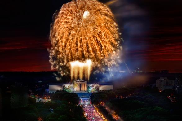 Philadelphia Fireworks