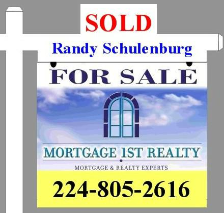 Mortgage 1st Realty Sign