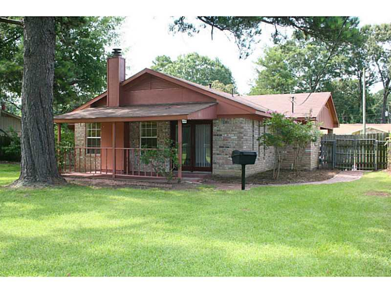 Cute clean affordable home for sale in shreveport la for Home builders in shreveport la