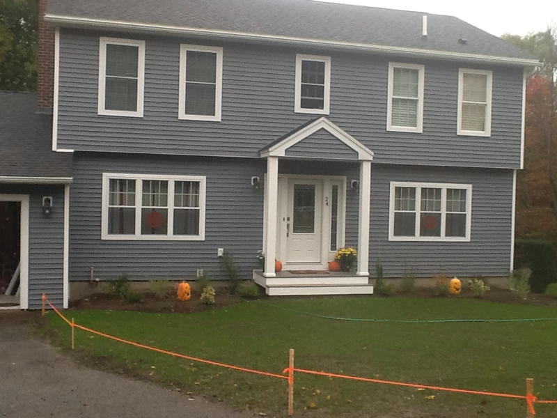 Lynnfield Ma new construction home