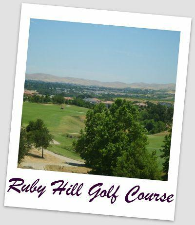 Ruby Hill Golf Course Pleasanton CA
