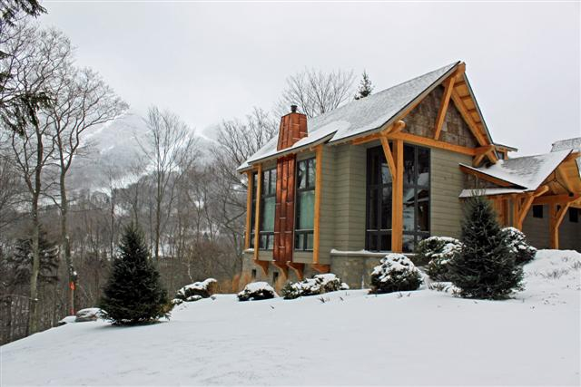 Hgtv 2011 Dream Home Located In Stowe Vermont