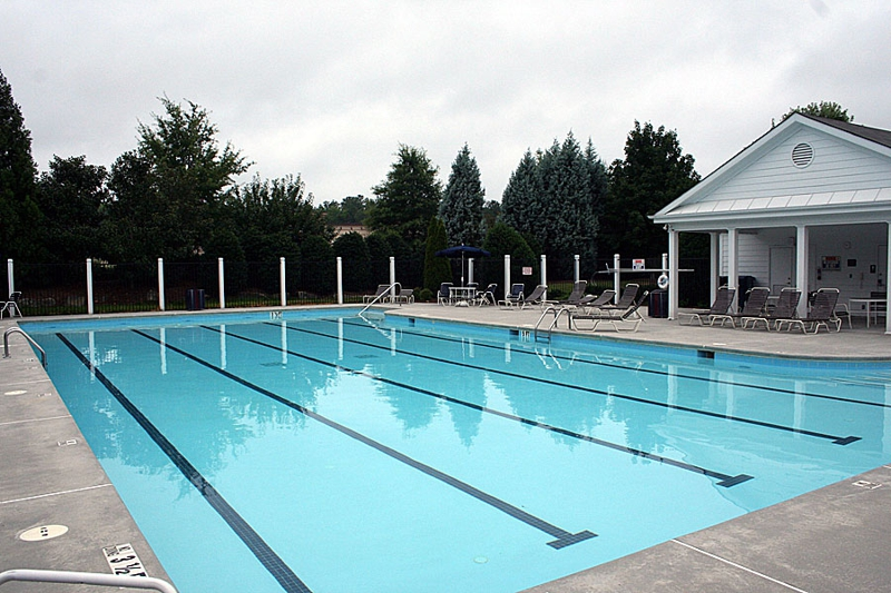 Pool at Park at Windward