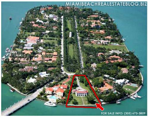 Who Lives On Star Island Miami Florida
