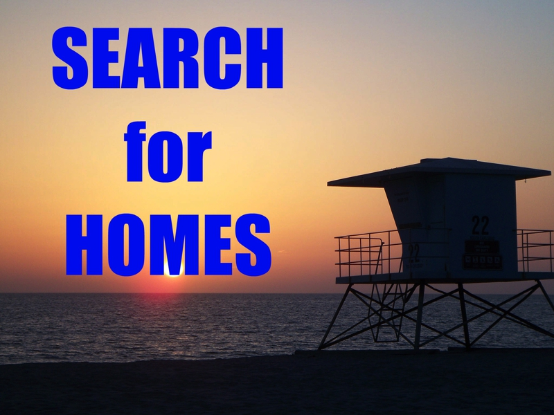 Click to Search for All San Diego Homes