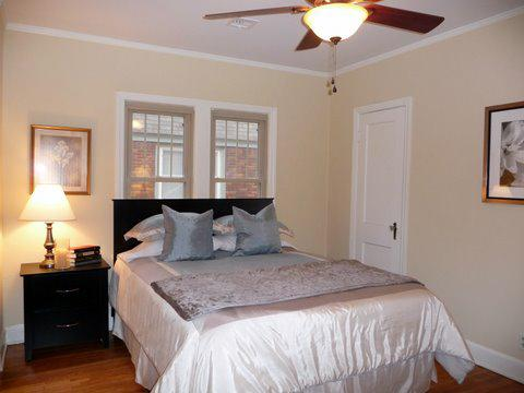 Center bedroom in Florence Park bungalow for sale
