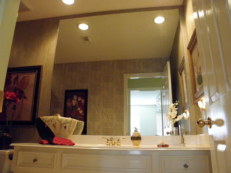 What A Difference A Mirror Makes When Staging A Home