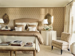 Is wallpaper, making a comeback?