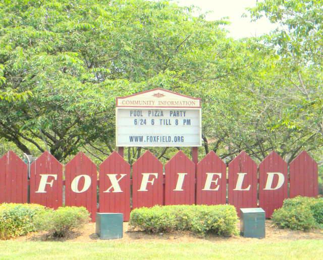 Welcome home to Foxfield