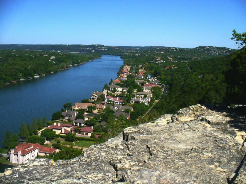 austin lake view