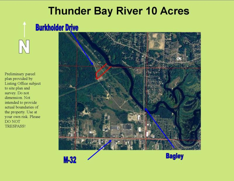Riverfront Property For Sale In Northern Michigan