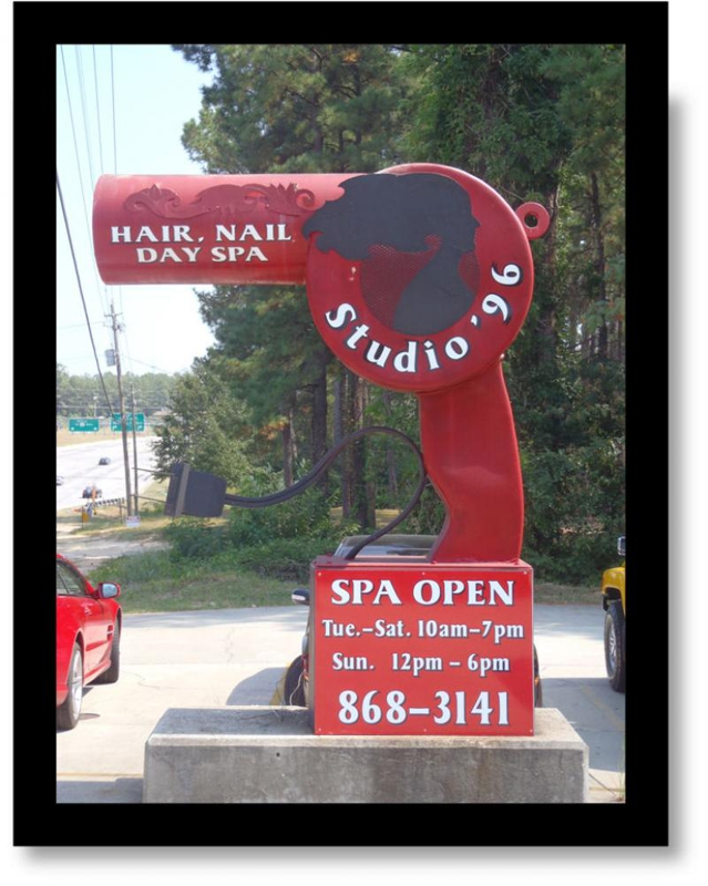 The best hair salon in fayetteville nc studio 96 for Abstract salon fayetteville ar
