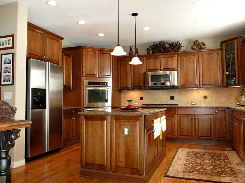 home for sale in Highlands Ranch kitchen photo