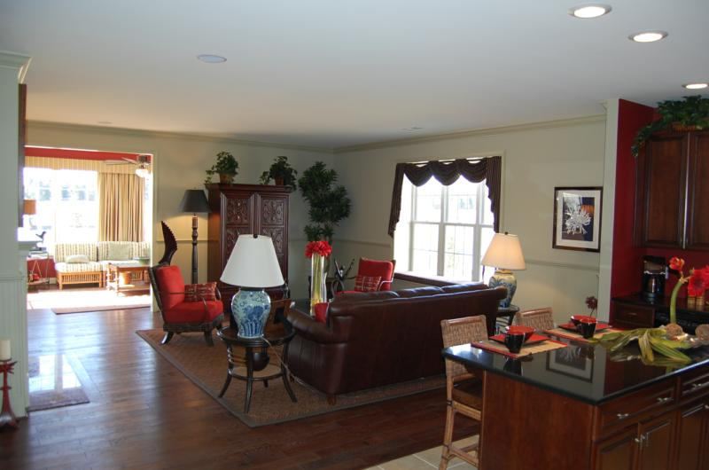 The active adult home for rent has a 2 Car Garage, 3 Bedrooms and 3 Full ...