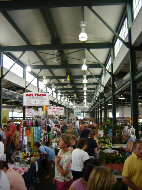 Syracuse at its Best: Farmer's Market