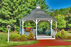 Orange Village Gazebo
