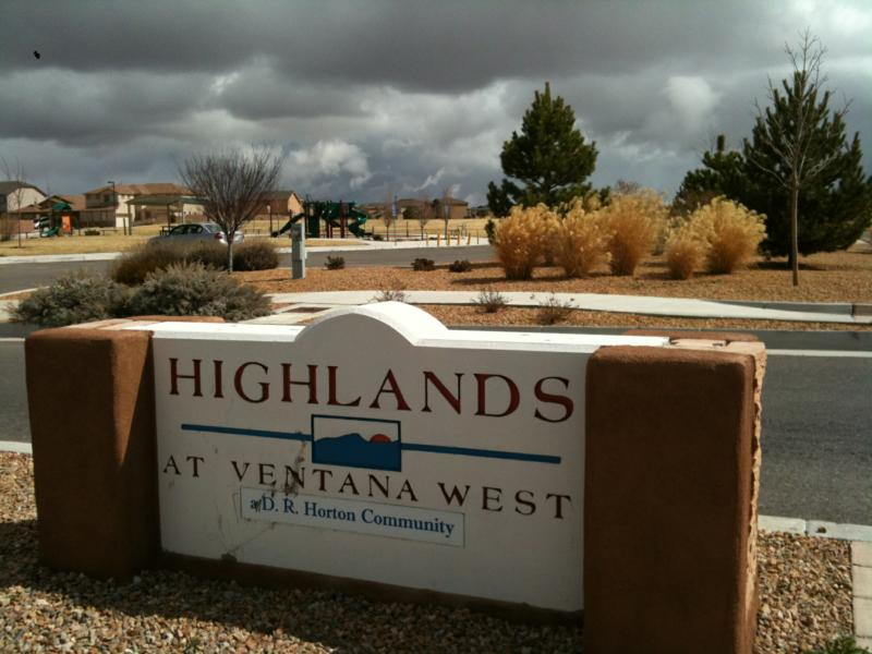 Highlands at Ventana West