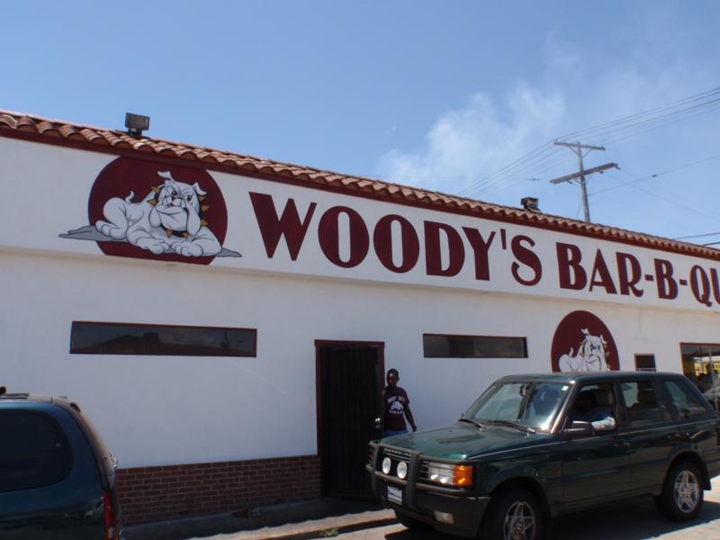 woody's on Slauson Ave los angeles