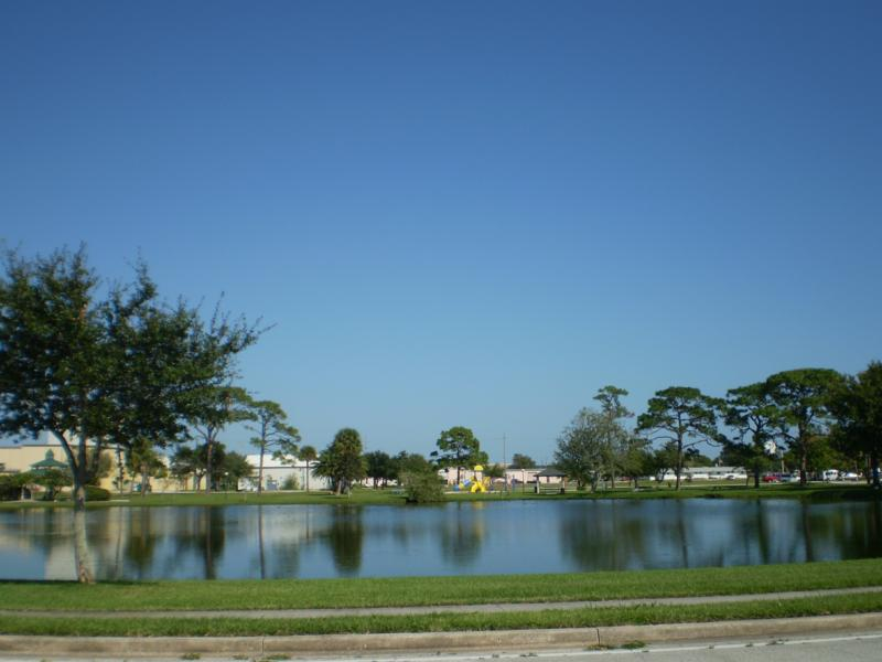 Gleason Park in Indian Harbour Beach