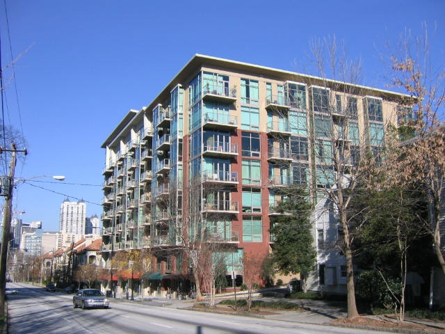 Condos For Sale Near GATech University Midtown Atlanta